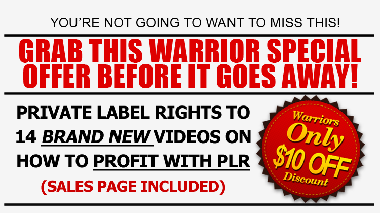 plrtop Ultimate PLR Video Package 6 youtube wso plr  powered by article dashboard money magic
